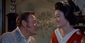 The barbarian and the geisha (1958)