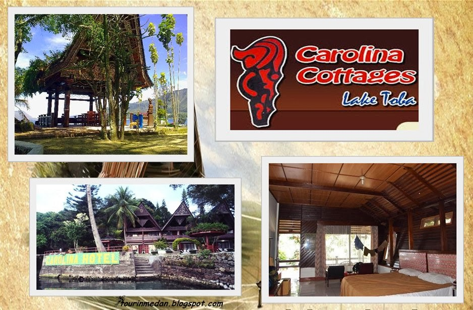 HOTEL CAROLINA COTTAGE SAMOSIR