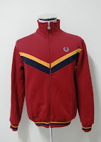 FRED PERRY TRACK JACKET 1
