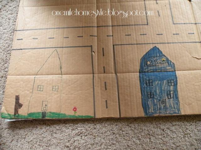 Cardboard City details