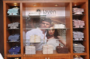 Linen Club launch at Laven fashions by Actress Sravya-thumbnail-10