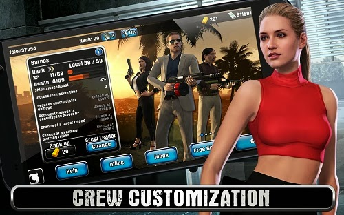 lawless apk custommization