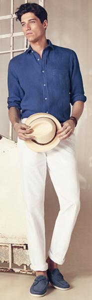Massimo Dutti primavera verano 2011 hombre