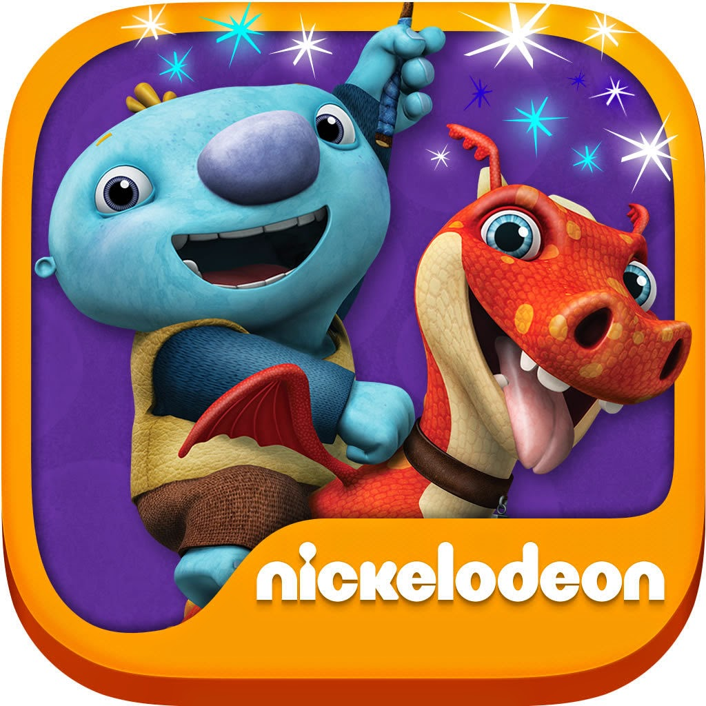 Nickelodeon s Wallykazam   Letter and Word Magic is the Number One    Wallykazam