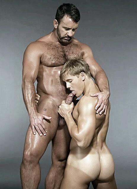 gay bondage art
