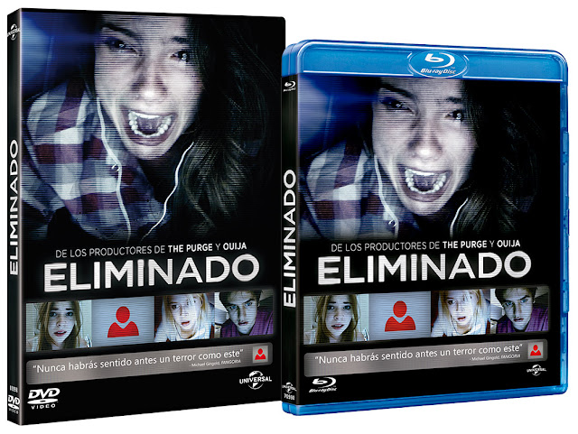 A la venta el thriller 'Eliminado' en DVD y Blu-ray. Análisis del Blu-ray