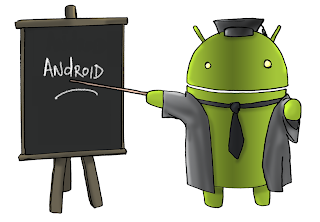 Android Beginner Tutorial : Hello world Android, Android