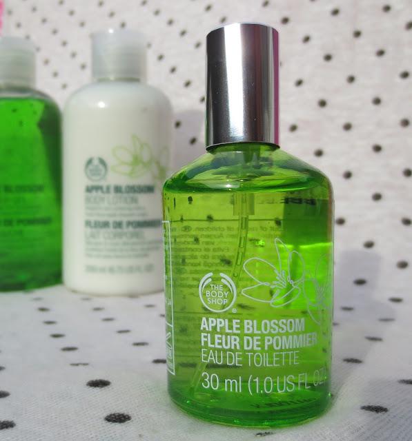 The Body Shop Apple Blossom Eau De Toilette Review