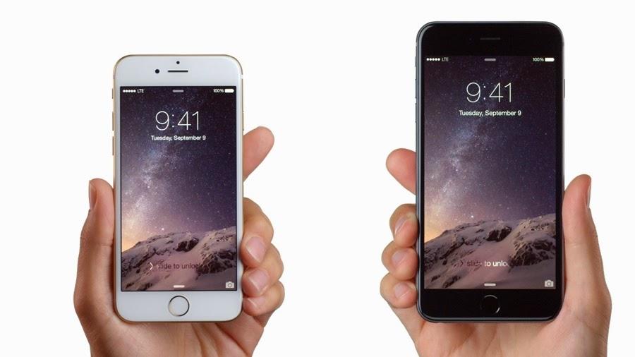 Apple investe em comerciais dos iPhones 6 e 6 Plus na TV aberta