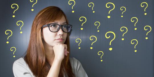 Pertanyaan yang Menyiksa Batin