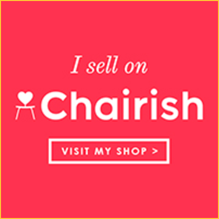 We Sell on Chairish Now!