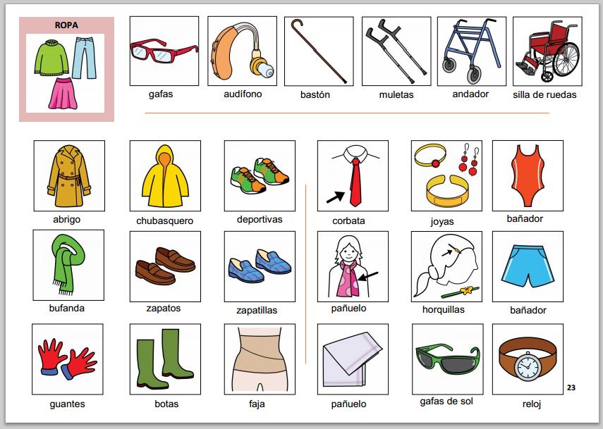 Inform tica para educaci n especial libros de comunicaci n aumentativa - Compartir piso con personas mayores ...