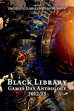 BLACK LIBRARY GAMES DAY ANTHOLOGY 2012