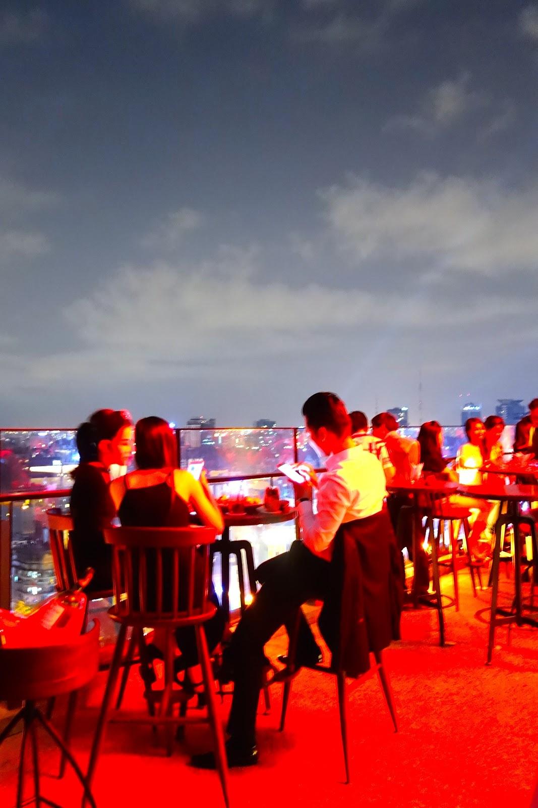 Sky Bar Vietnam 2015