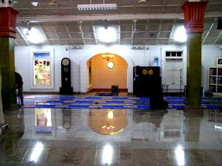 Jawa Mosque di bangkok