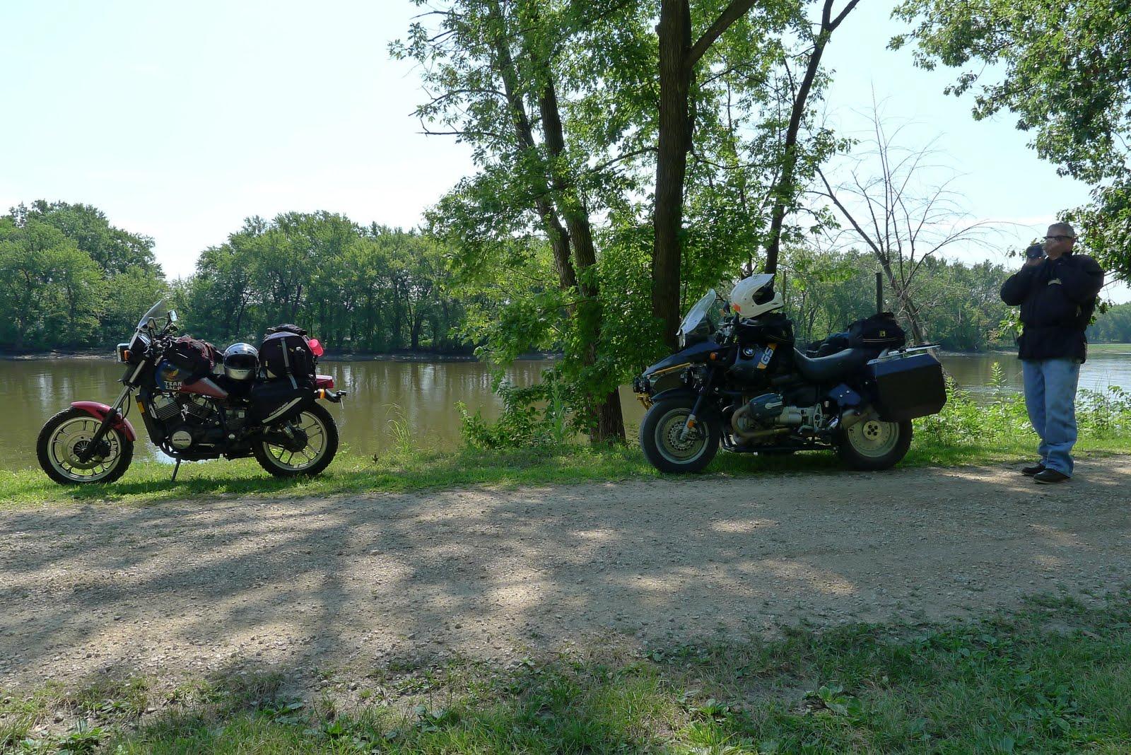 Coop S Corner Wisconsin Moto Guzzi Rally 2013