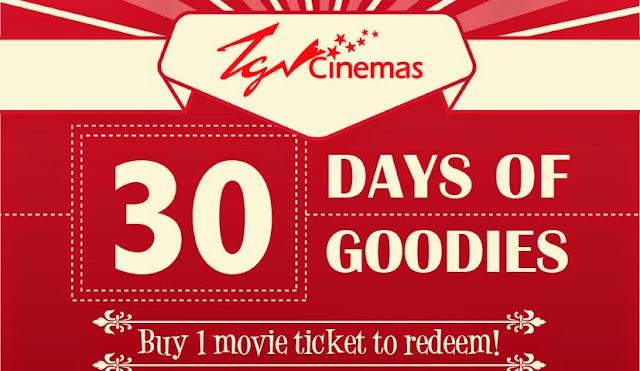 TGV Jaya Supermarket 30 days