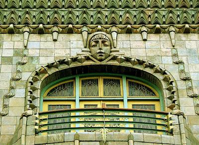 Het modernisme art d co for Art nouveau interieur