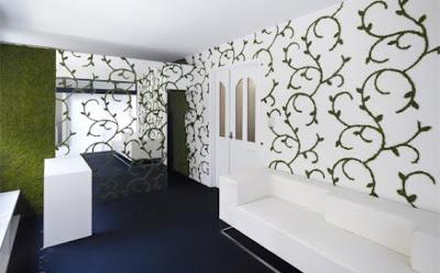 Model dan tips memasang Wallpaper Dinding Rumah