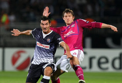 Dinamo Zagreb 1 - 7 Olympique Lyon (3)