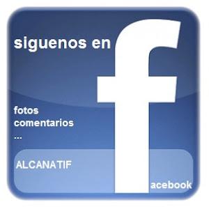 Alcanatif en las redes sociales: