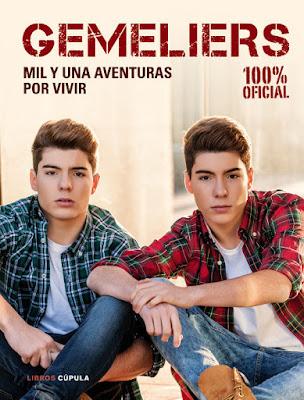 LIBRO - Gemeliers . Mil historias por vivir 100% OFICIAL (Libros Cúpula - 24 noviembre 2015) MUSICA - BIOGRAFIA | Comprar en Amazon España
