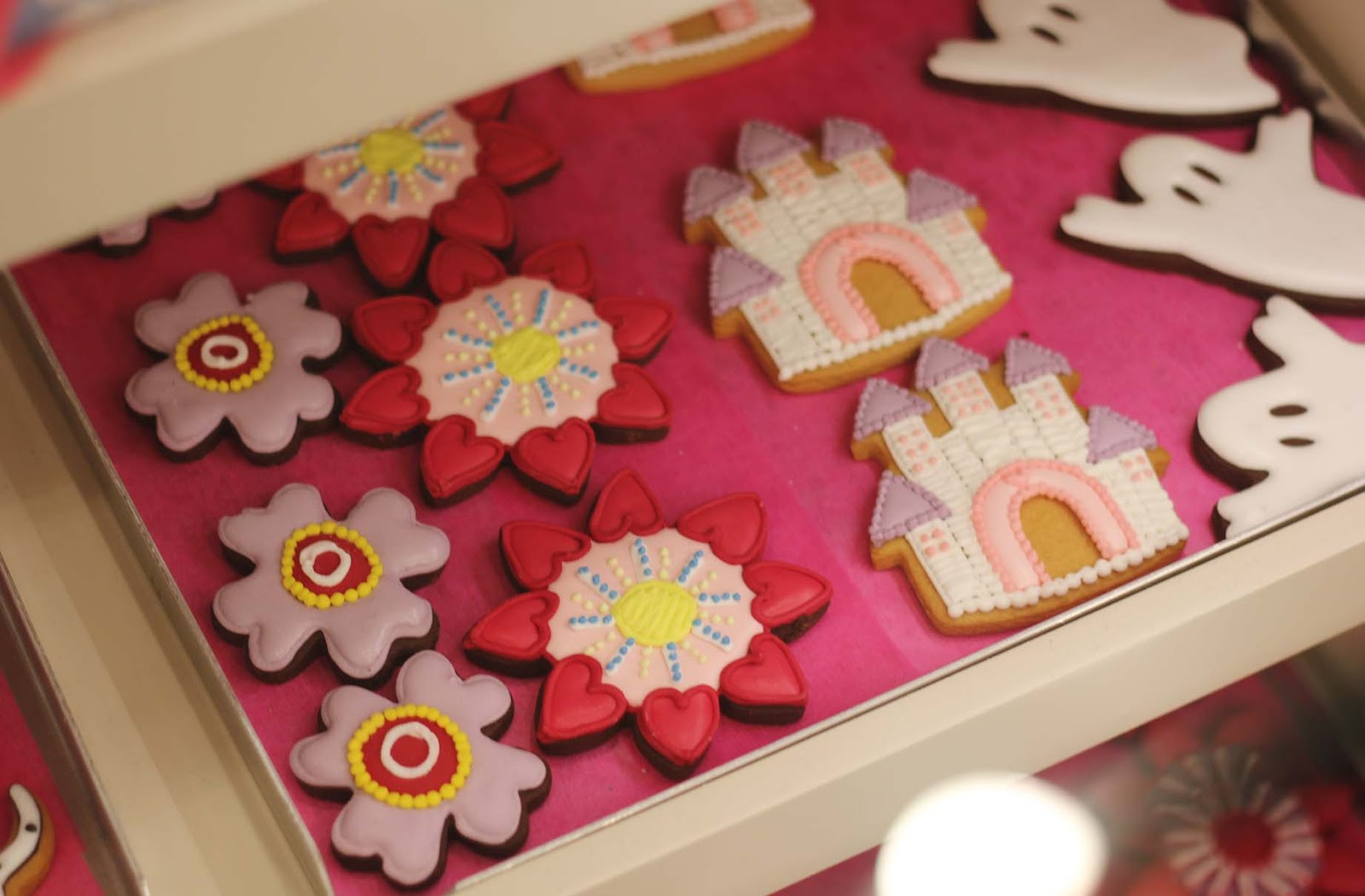 biscuiteers princess biscuits