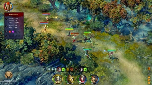 Aarklash Legacy PC Games Gameplay