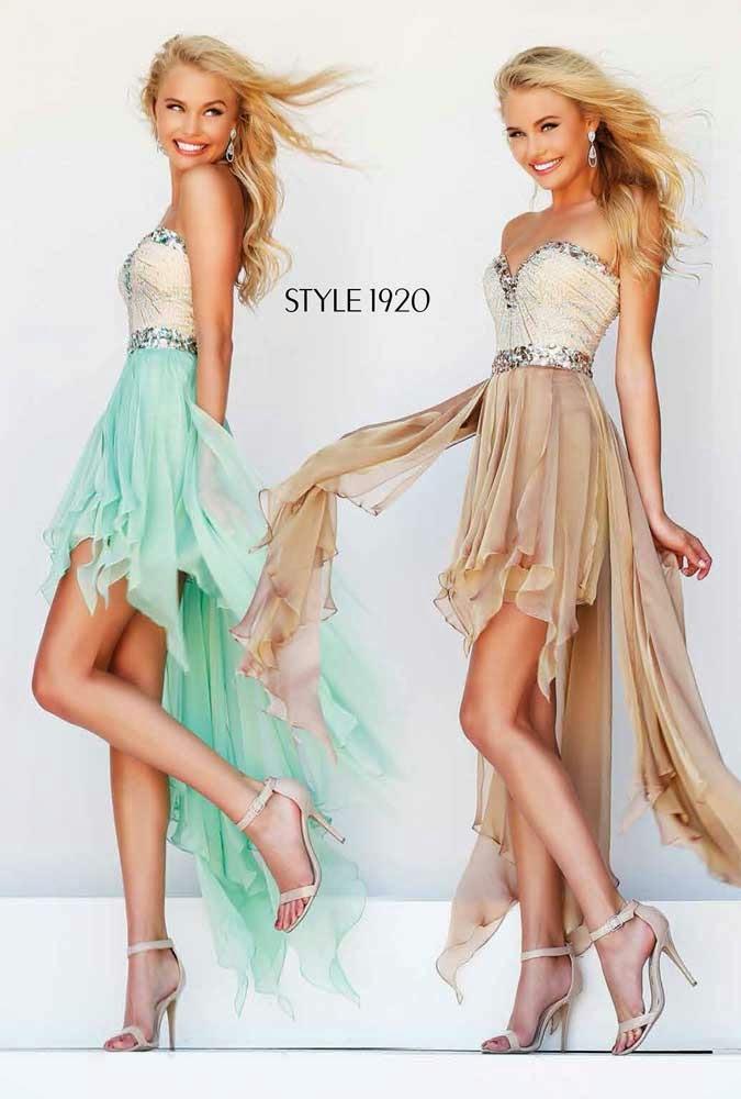 Fabulosos vestidos de graduación