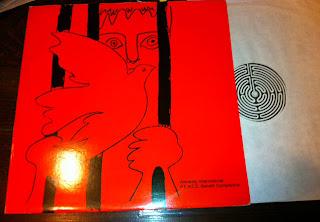 VA -Amnesty International P.E.A.C.E. Benefit Compilation LP (1987, P.E.A.C.E.)