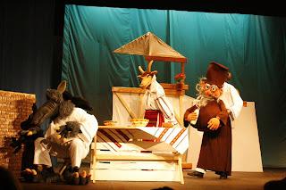 Repertoriul Teatrului de Animatie Tandarica pe perioada 18-24 martie 2013