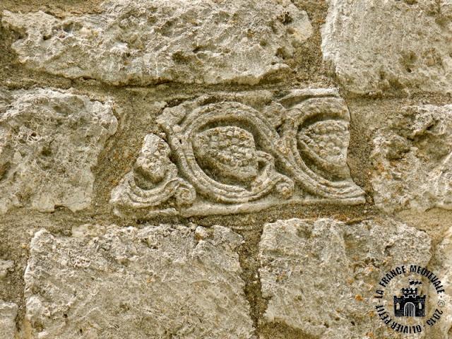 SAINT-MARCEL D'ARDECHE (07) - Chapelle Saint-Sulpice de Trignan