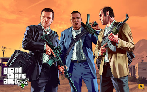 Download GTA 5 (PC) Completo PT-BR Crackeado via Torrent