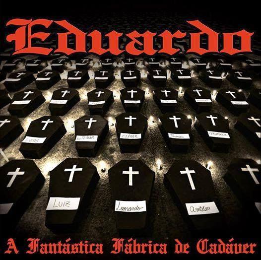 Eduardo (ex facção) lança duas musicas,site e pré-venda de seu álbum novo