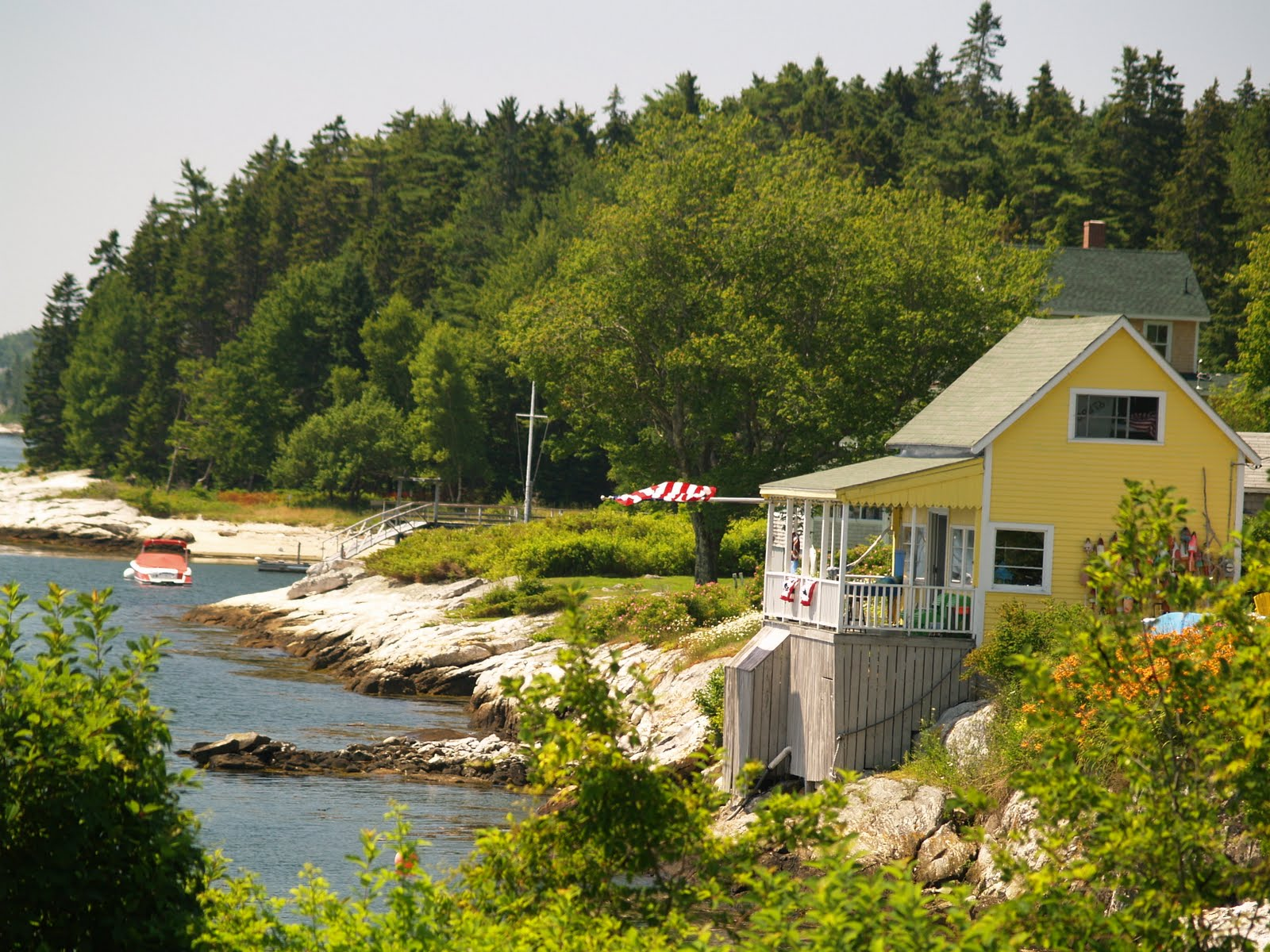 Five islands harbor near booth bay maine sail pandora five islands harbor near booth bay maine nvjuhfo Choice Image