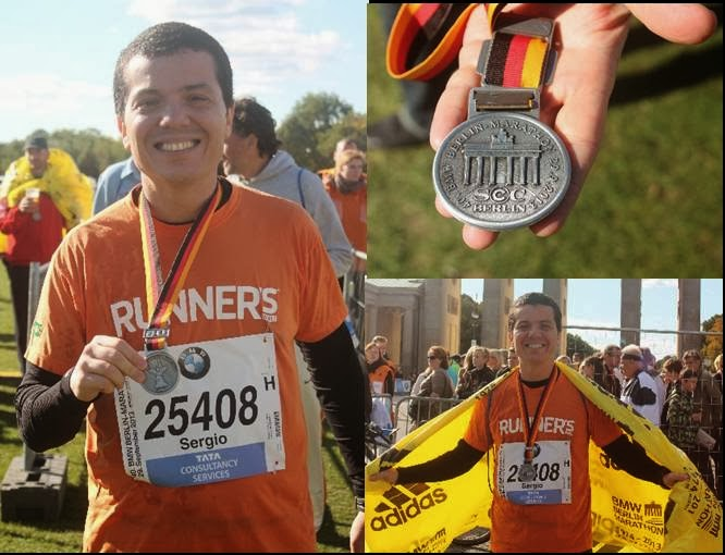 Maratona de Berlim 2013