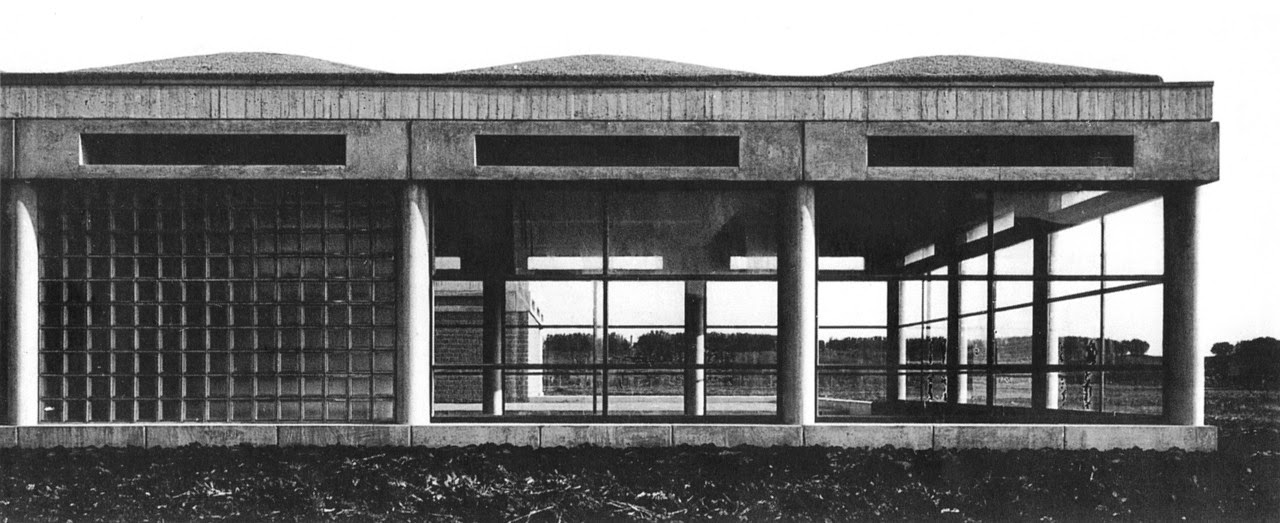 guarderia amsterdam aldo van eyck brutalismo