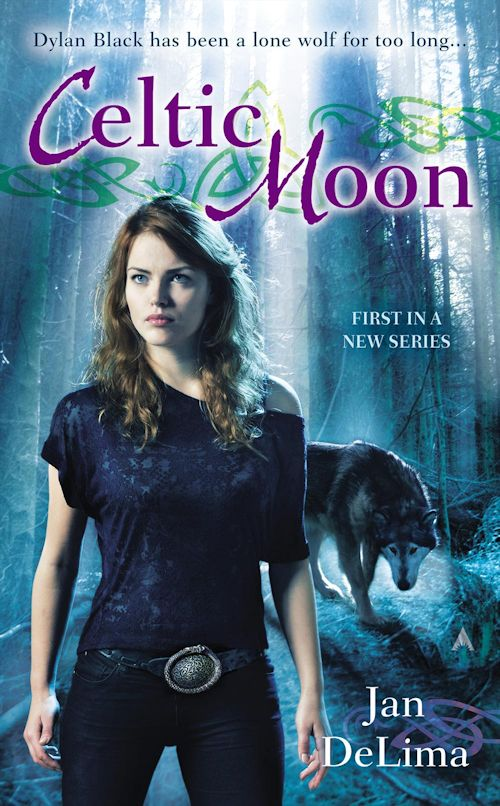 Interview with Jan DeLima, author of Celtic Moon (Celtic Wolves 1) - September 26, 2013