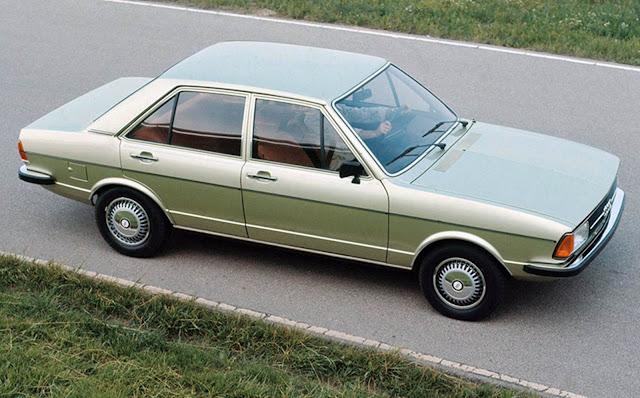 Audi 80 de primeira geração