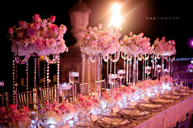 Long Wedding Table Ideas - Part 2 - Belle the Magazine . The