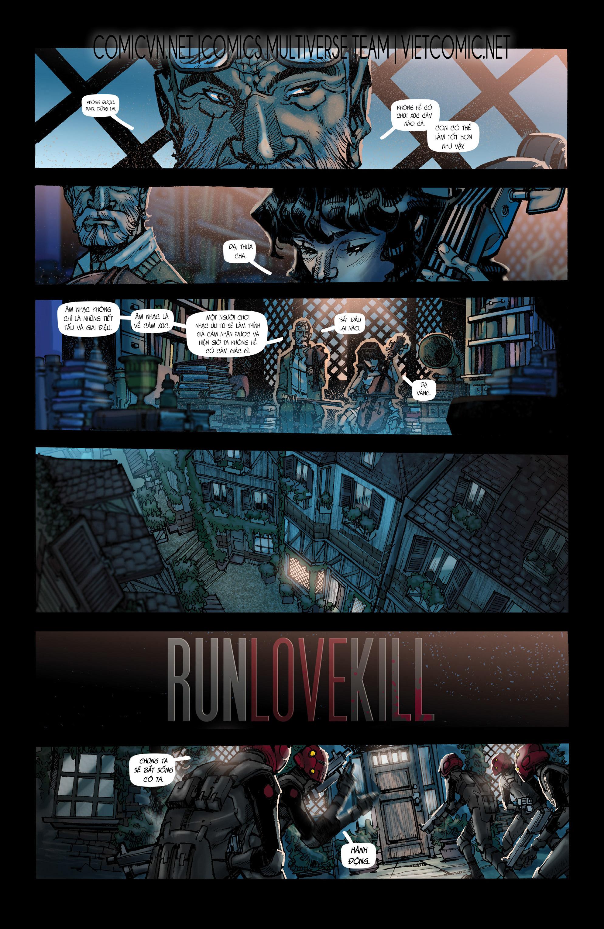 Runlovekill Chap 4 - Next Chap 5