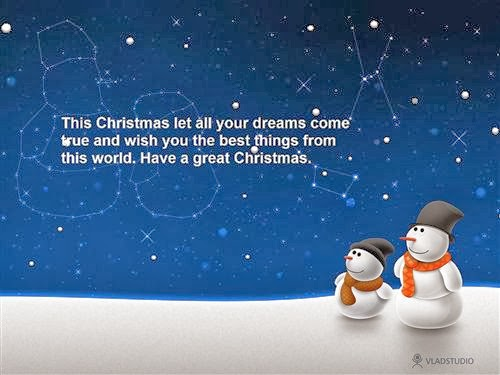 Best Christmas Greeting Messages For Kids