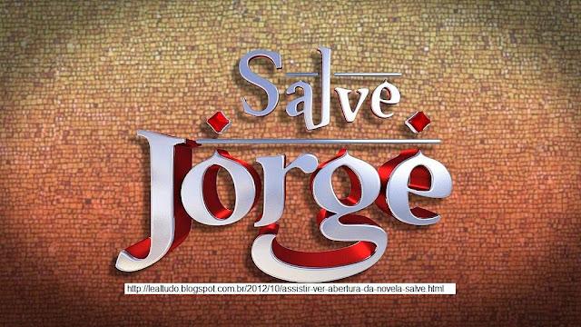 NOVELA SALVE JORGE REDE GLOBO 2012