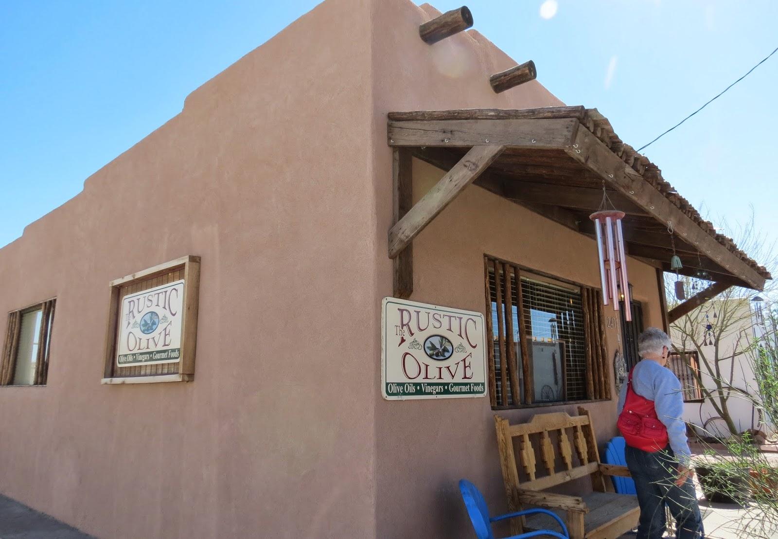 Where\'s Liz? 2014: Historic Old Mesilla, New Mexico