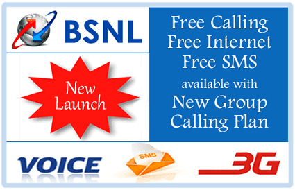 BSNL best Mobile Group Calling Plan