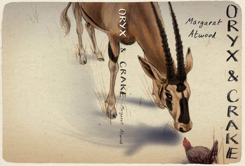 Oryx And Crake Illustrations