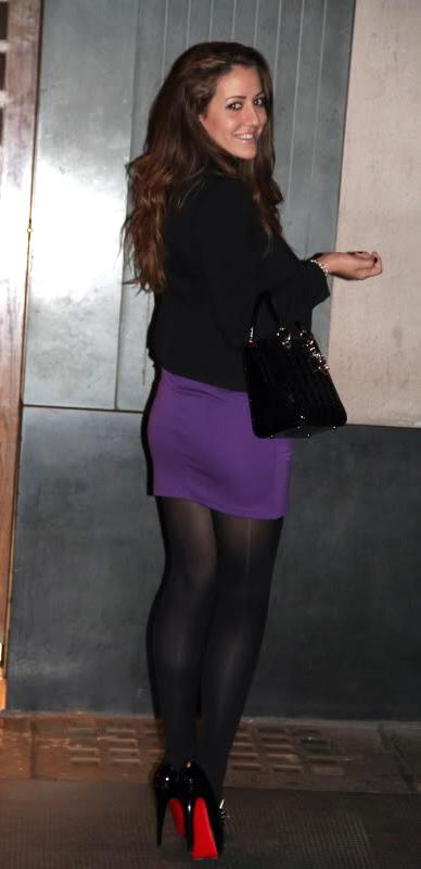 fabulous dressed blogger woman from man corner: Tamara from Serbia
