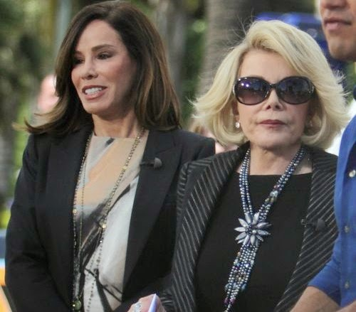 Joan Rivers Become a coma-issued devices