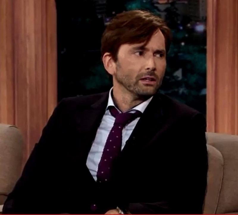 David Tennant - The Late Late Show With Craig Ferguson