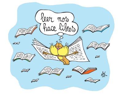 Y tú, ¿qué libro nos recomiendas?